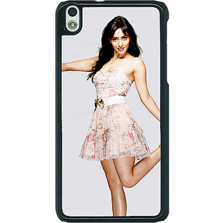 EYP Bollywood Superstar Neha Sharma Back Cover Case For HTC Desire 816G 401059