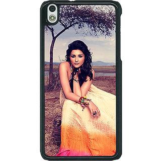 EYP Bollywood Superstar Parineeti Chopra Back Cover Case For HTC Desire 816G 401061