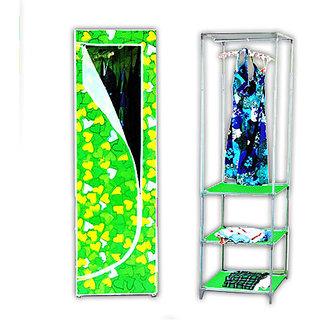 Attractive Portable Foldable Wardrobe Cupboard