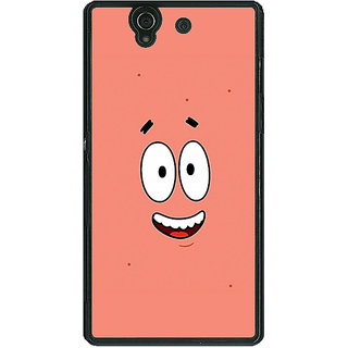 EYP Spongebob Patrick Back Cover Case For Sony Xperia Z
