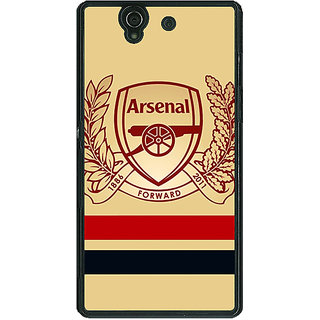 EYP Arsenal Back Cover Case For Sony Xperia Z