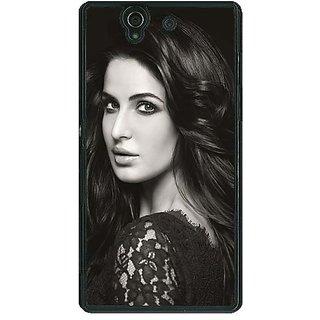 EYP Bollywood Superstar Katrina Kaif Back Cover Case For Sony Xperia Z