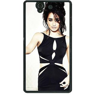 EYP Bollywood Superstar Shraddha Kapoor Back Cover Case For Sony Xperia Z