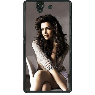 EYP Bollywood Superstar Deepika Padukone Back Cover Case For Sony Xperia Z