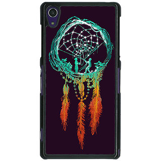 EYP Dream Catcher  Back Cover Case For Sony Xperia Z1