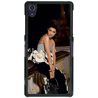 EYP Bollywood Superstar Chitrangada Singh Back Cover Case For Sony Xperia Z1