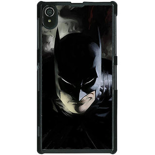 EYP Superheroes Batman Dark knight Back Cover Case For Sony Xperia Z2