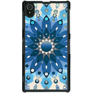 EYP Dream Flower Pattern Back Cover Case For Sony Xperia Z2