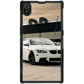 EYP Super Car BMW Back Cover Case For Sony Xperia Z2