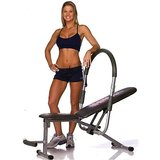 Novafit Ab King Pro X Ab Toner Bench Machine