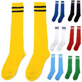2 Pairs Football Stocking Available In Diffrent Colours