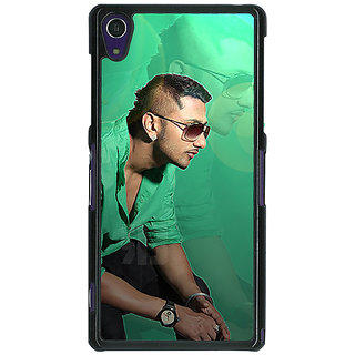 EYP Bollywood Superstar Honey Singh Back Cover Case For Sony Xperia Z1