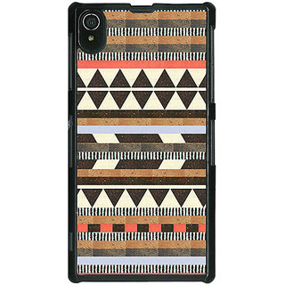 EYP Aztec Girly Tribal Back Cover Case For Sony Xperia Z2