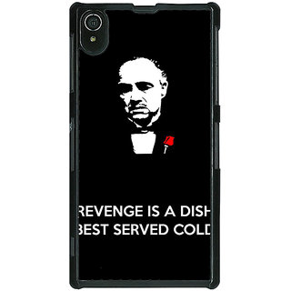 EYP The Godfather Back Cover Case For Sony Xperia Z2