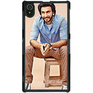 EYP Bollywood Superstar Ranveer Singh Back Cover Case For Sony Xperia Z2
