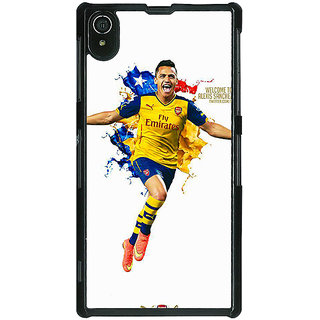 EYP Arsenal Back Cover Case For Sony Xperia Z2