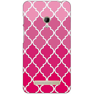 EYP Morocco Pattern Back Cover Case For Asus Zenfone 5