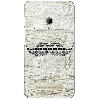 EYP Mustache Back Cover Case For Asus Zenfone 5