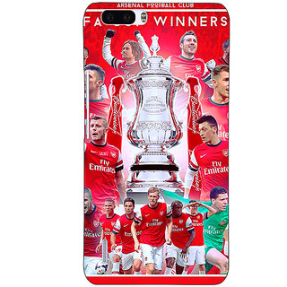 EYP Arsenal Back Cover Case For Honor 6 Plus