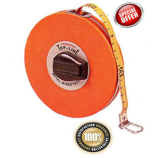 10M Top-Line FibreGlass Tape Measures Tape