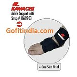 KAMACHI ANKLE SUPPORT WITH STRAP PAIN RELIEF