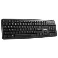 FRONtECH JIL- 1671 PS2 Keyboard (Black)