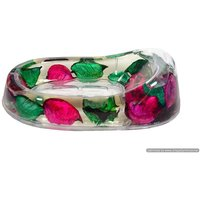 satya soap dish -multicolour