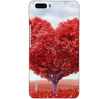 EYP Valentines Back Cover Case For Honor 6 Plus