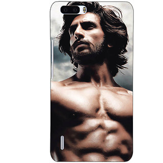 EYP Bollywood Superstar Ranveer Singh Back Cover Case For Honor 6 Plus
