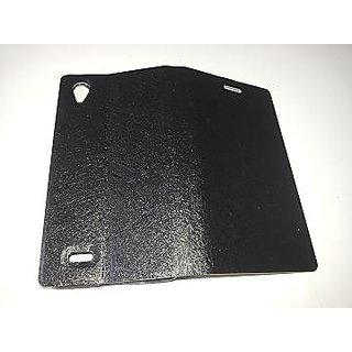 wholesale dealer d7521 3ed3d Vivo Y11 Flip Cover Black