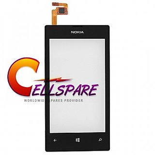 Nokia Lumia 520 Touch Screen Digitizer With Frame Black Limited Stock HOT Sale