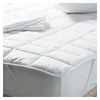 Sleeprest Fiber Mattress Topper Size 72X72