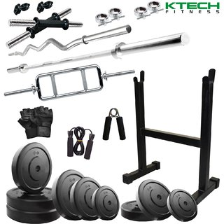 KTECH 40KG COMBO 12-WB HOME GYM