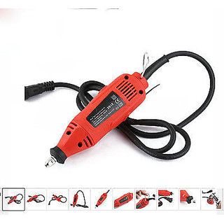 Mini Electric 5 Variable Speed Die Grinder Polisher Rotary Power Tool
