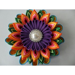 Beautiful Multicolor Handmade Flowers