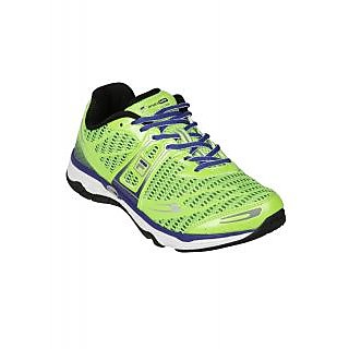 Fila Mens  Ultra  Green Running Shoes