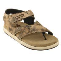 Bacca Bucci MenS Grey Sandals (BBME6024I)