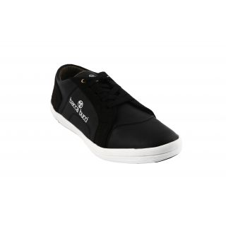Bacca Bucci MenS  Black Casual Shoes (BBMB3087A)