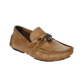 Bacca Bucci MenS  Beige Casual Loafer Shoes (BBMC4050E)