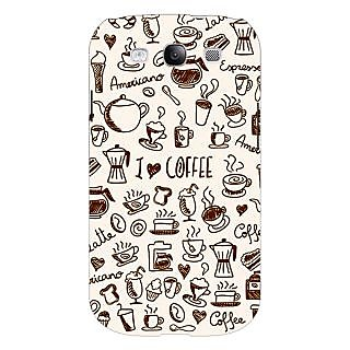 EYP Coffee Love Back Cover Case For Samsung Galaxy S3 Neo GT- I9300I 351430