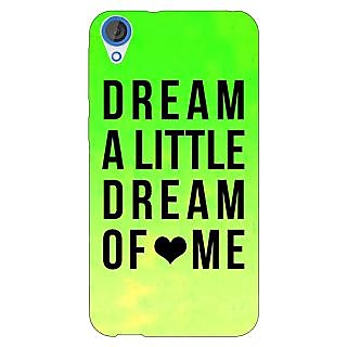 EYP Dream Love Back Cover Case For HTC Desire 820Q Dual Sim 360092