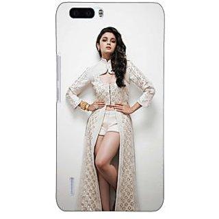 EYP Bollywood Superstar Alia Bhatt Back Cover Case For Honor 6 Plus