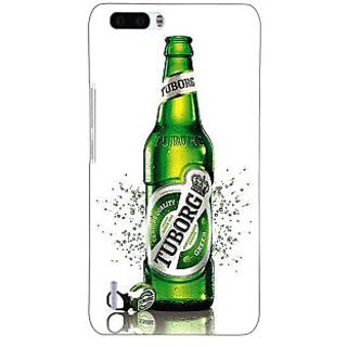 EYP Tuborg Beer Back Cover Case For Honor 6 Plus