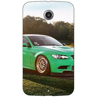 EYP Super Car BMW Back Cover Case For Google Nexus 6