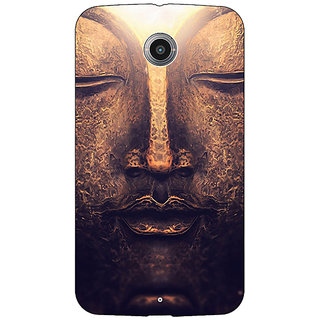 EYP Gautam Buddha Back Cover Case For Google Nexus 6