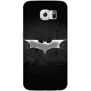 EYP Superheroes Batman Dark knight Back Cover Case For Samsung S6