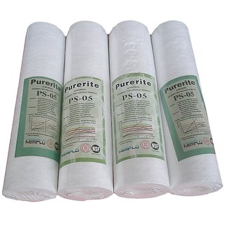 RO Service 4 pieces Kemflo Brand High Quality Spun / Sediment Filter (Water Filt