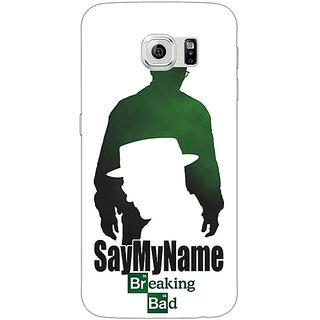 EYP Breaking Bad Heisenberg Back Cover Case For Samsung S6