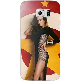 EYP Bollywood Superstar Katrina Kaif Back Cover Case For Samsung S6