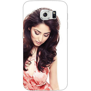 EYP Bollywood Superstar Yami Gautam Back Cover Case For Samsung S6